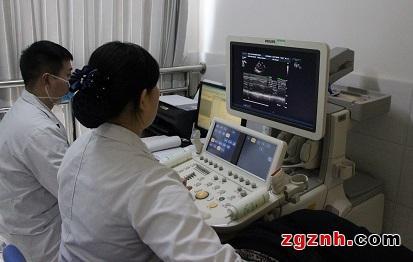 华北工控工控机在彩色超声诊断仪上的应用