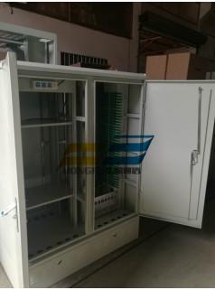 户外480芯光纤配线柜参数配置结构