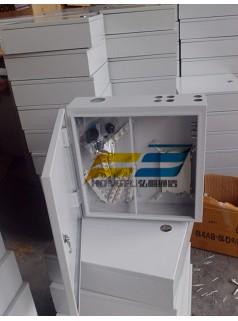 嵌入式48芯光纤分线箱型号价格配置