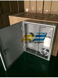 入墙式60芯光纤分线箱现货供应
