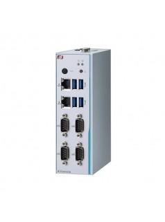 艾讯科技DIN-rail工业物联网闸道器ICO300-83B加速智慧工厂和智慧能源应用