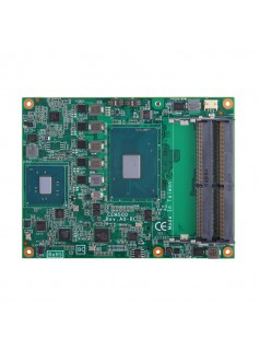 艾讯科技Intel® Xeon E3 COM Express Type 6模块CEM510支援4K高解析与工业级宽温