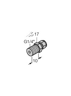 图尔克TURCK温度传感器CF-M-3-G1/4-A4