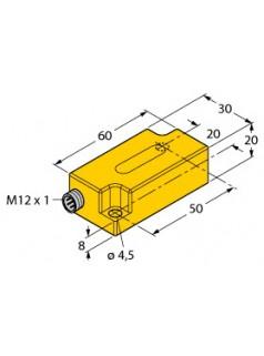 图尔克TURCK倾角传感器B1N360V-Q20L60-2LI2-H1151/3GD
