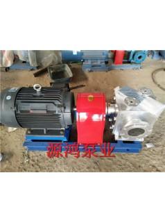 源鸿泵业YCB4-0.6圆弧齿轮泵,移动式不锈钢圆弧泵
