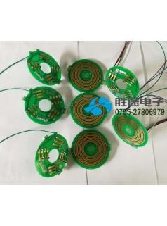 分离式滑环批发定制 仪器仪表及测试设备用电滑环