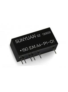 Pt100/Cu50传感器信号处理专用隔离放大器.