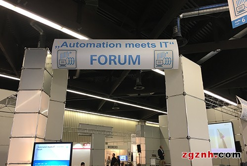 SPS IPC Drives展会直击   Automation Meets IT 寒冬里的温暖遇见