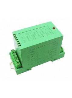 模拟量转数字,数字量转模拟;232/485信号隔离放大器远程通讯及转换