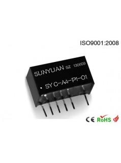 PID控制模拟量隔离放大器隔离变送器:ISO系列. 电动汽车专用模拟信号隔离放大器IC.