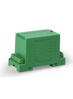 伺服驱动大电流输出型隔离放大器:DIN ISO系列. 比例调节控制模拟量隔离放大器.