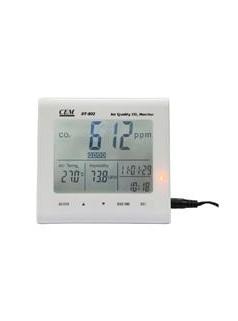 宜春华盛昌DT-802室内二氧化碳温湿度检测仪