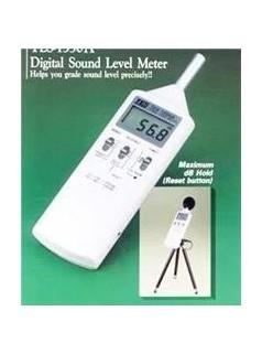 宜春泰仕便携式声级计TES-1350R可连接电脑