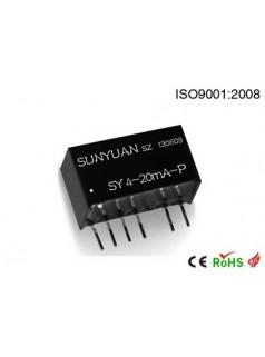 两线无源型小体积回路馈电输出方式调理器