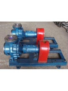 发货河南RY80-50-200高温导热油泵,不锈钢导热油泵
