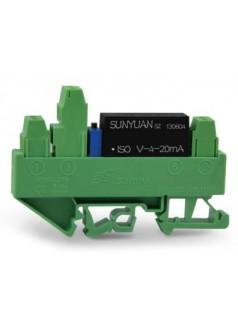 电压传感器无源型多路信号隔离变送器