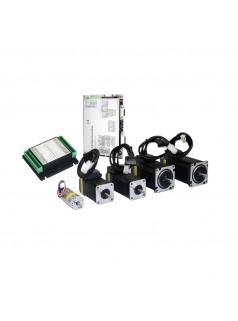 泰科智能MT系列600W功率兼容NEMA法兰尺寸直流无刷伺服系统