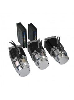 泰科智能Astep BK系列脉冲型闭环步进伺服系统 闭环控制 永不丢步