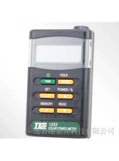华南太阳能辐射仪TES-1333泰仕设定功能