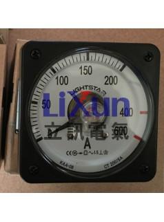 LIGHTSTAR光星电流表/电压表/转速表KAA-50,KAA-60,KAA-68,KAA-80,KAA-81,KAA-08,KAA-11