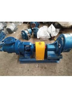 源鸿泵业NYP3B不锈钢高粘度转子泵,凸轮转子泵