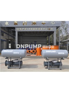 天津优质浮筒式潜水轴流泵产品