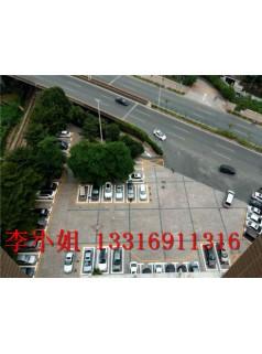 粤海商场小区地面划线、车库地坪漆翻新施工、消防通道车牌识别系统