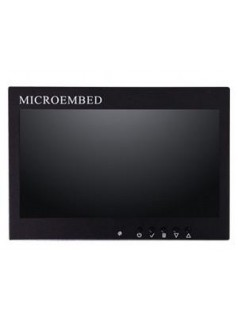 7寸宽嵌入式工业显示器