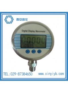 【厂家直销】精密数字压力表 高精度数字压力表 质量保障