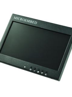 8寸嵌入式工业显示器