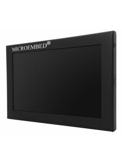5.0寸宽嵌入式工业触摸显示器