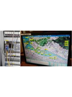 4G无线组网的大型湖面防汛监测解决方案