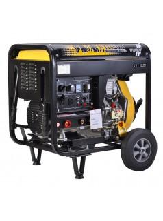 上海190A柴油发电电焊机