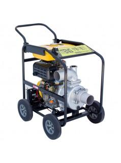 4寸移动消防水泵