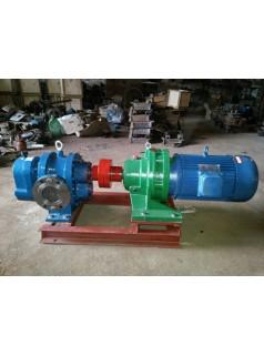 泊头优质LC罗茨油泵供应,型号齐全