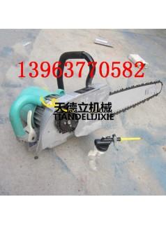 127V/380V金刚石链锯 切混凝土电动金刚石链锯 矿用链条锯包邮