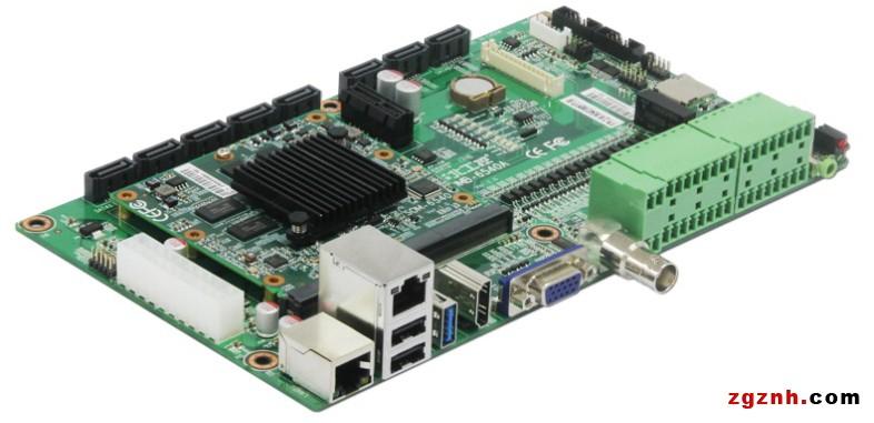 华北工控基于海思处理器的新品SOMB-6540A上市