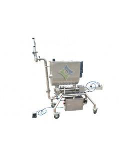 长沙虾滑灌装机-星火鱼滑灌装机
