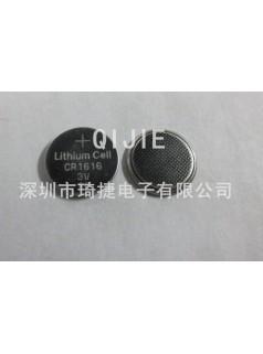 CR1616纽扣锂电池防盗器电池