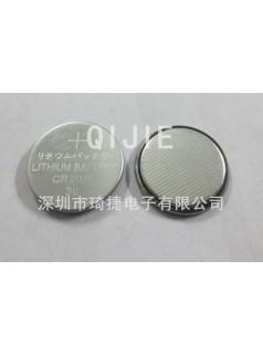 3.0V纽扣电池CR2025电池