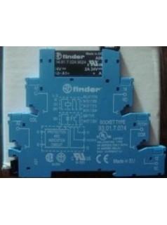 Finder电压继电器