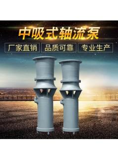 中吸式轴流泵_中吸式轴流泵供应商_哪家便宜