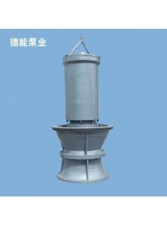 潜水轴流泵_潜水轴流泵供应商_德能泵业