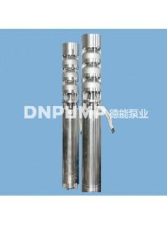 优质不锈钢深井泵_不锈钢深井泵型号_德能泵业