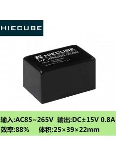 AC-DC测量仪表仪器220V转正负15V模块电源