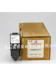 FAIRCHILD电气转换器:TD6000-411