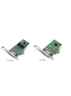 CP-114EL-I 4串口RS-232/422/485 PCI-Express串口卡 MOXA