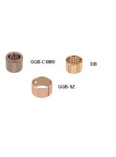 GGB-金属和双金属轴承-源头采购德国制造-上海欧沁机电