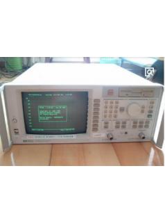 供应二手Agilent HP网络分析仪 10MHz-20GHz  8711B