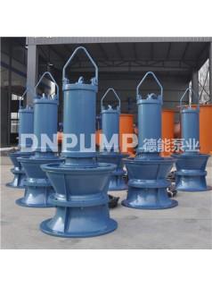 井筒式安装500QZB-85-55KW潜水轴流泵